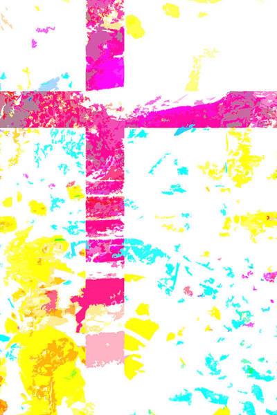 Digital Art - Liberality Four by Payet Emmanuel
