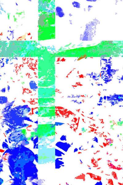 Digital Art - Liberality One by Payet Emmanuel
