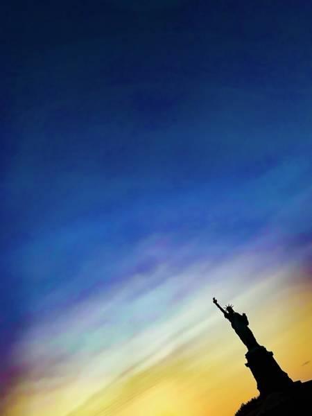 Photograph - Liberty Corner by Mike Dunn