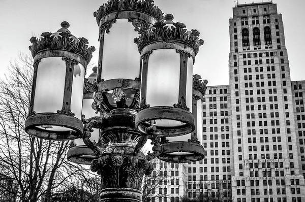 Alfred E. Smith Building Photograph - Liberty Lantern by Brianna Jolie