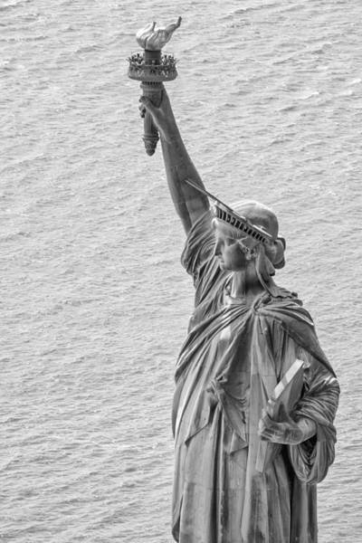Photograph - Liberty by Rand