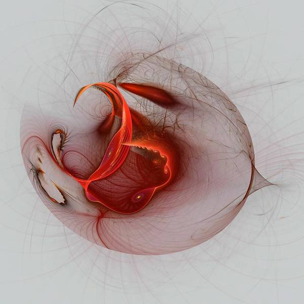 Birth Digital Art - Life Birth by ArtMarketJapan