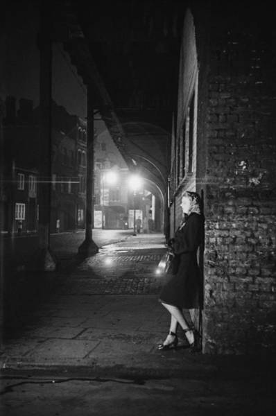 Photograph - Life In The Elephant by Bert Hardy