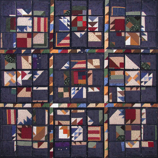 Tapestry - Textile - Life Is Like A Box Of Chocolates by Pam Geisel