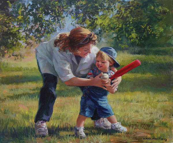 Wall Art - Painting - Life Little Lessons by Laurie Snow Hein