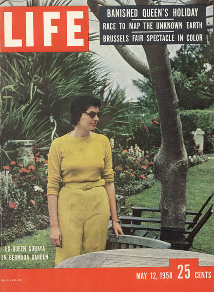 Publication Photograph - Life Magazine Cover May 12, 1958 by Gordon Parks
