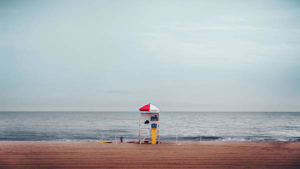 Photograph - Lifeguard Stand by Steve Stanger