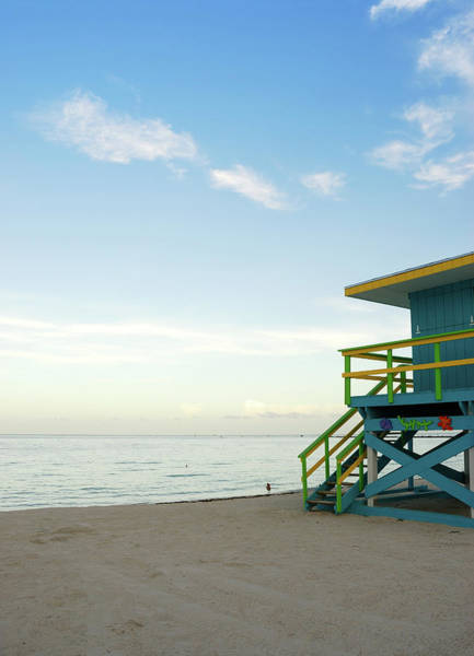 Photograph - Lifeguard Stand by Thepalmer