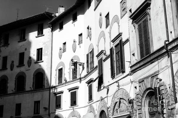Photograph - Light And Shadows At Piazza Del Duomo In Florence by John Rizzuto