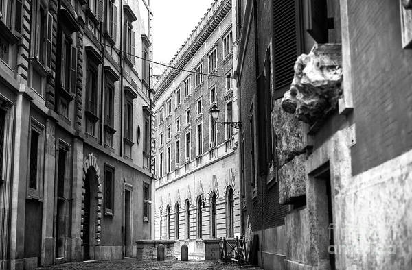 Photograph - Light And Shadows Rome by John Rizzuto