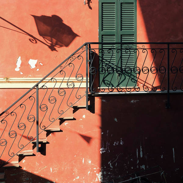 Art Print featuring the photograph Light In Shadow by Nicole Young