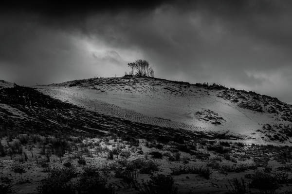 Photograph - Light On The Dunes by Georgia Fowler