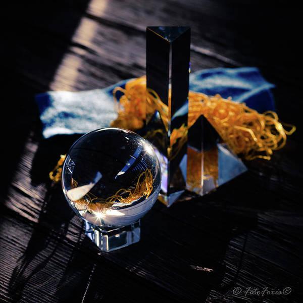Photograph - Light Rays by Alexander Fedin