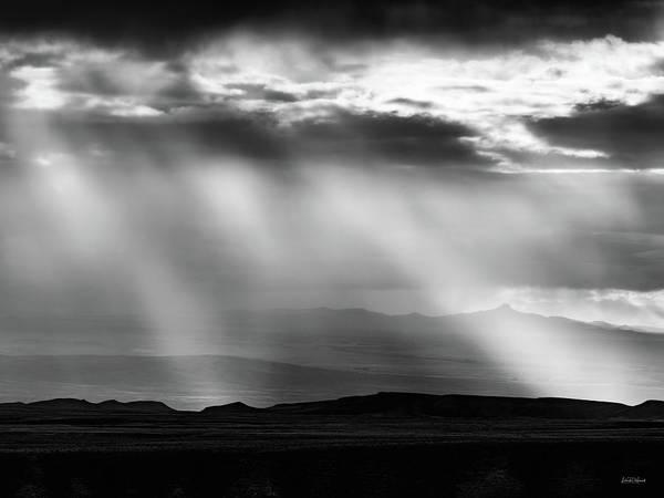 Magnificence Wall Art - Photograph - Light Rays And Rain by Leland D Howard