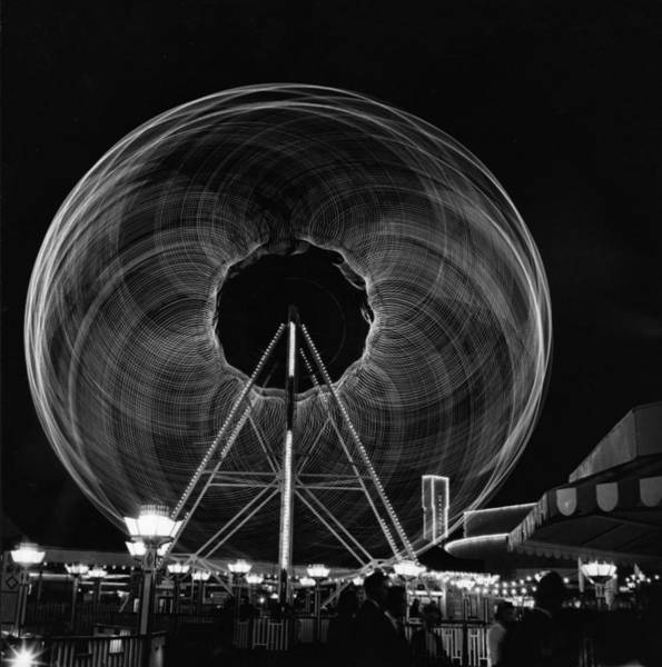Margate Photograph - Light Ride by Hulton Archive