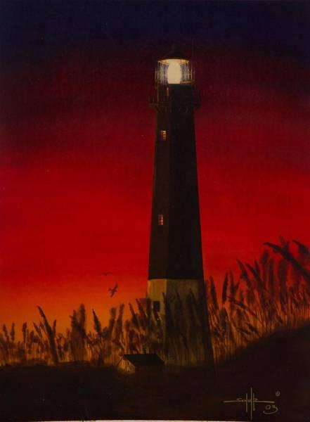 Us Civil War Mixed Media - Light Too Bright by Larry Schultz