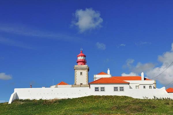 Roca Wall Art - Photograph - Lighthouse Cabo Da Roca by Raimund Linke