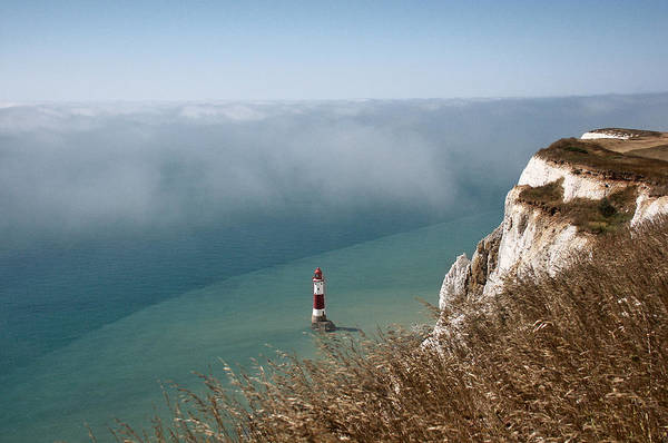 Photograph - Lighthouse In Kent by David Resnikoff