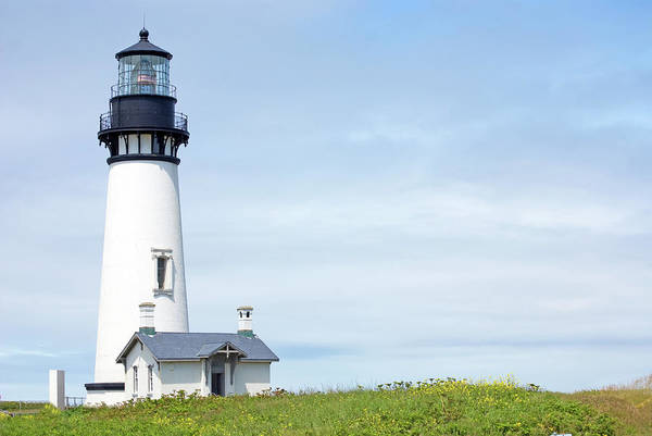 End Of Summer Photograph - Lighthouse In Summer by Gordonslife