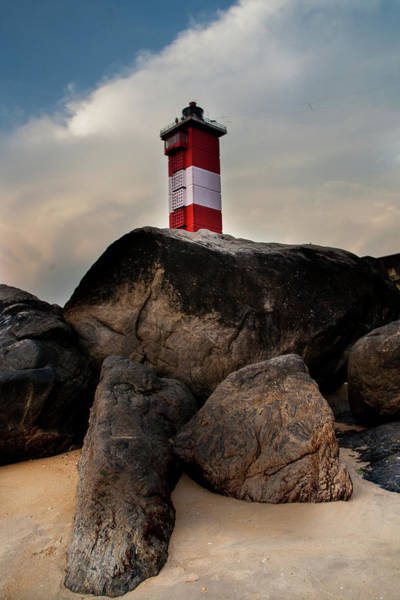 Karnataka Photograph - Lighthouse by Rupankar Mahanta Photography (www.rupankar.in)