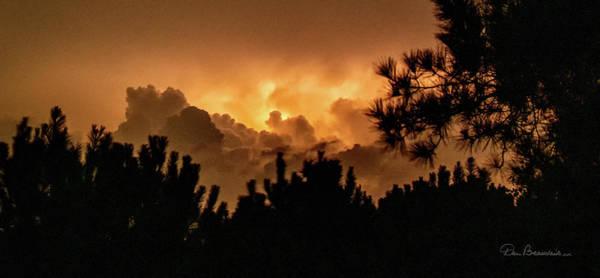 Photograph - Lightning 5835 by Dan Beauvais