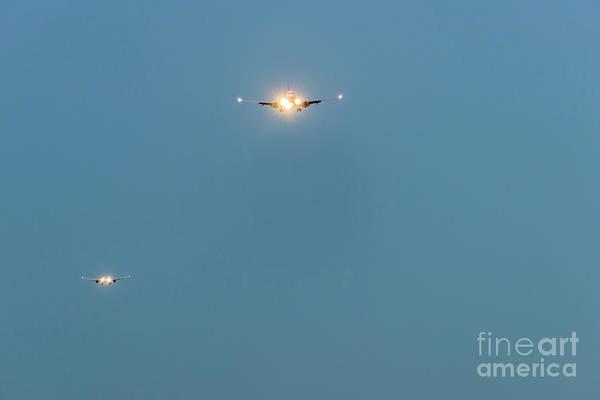 Wall Art - Photograph - Lights In The Night Sky by Viktor Birkus