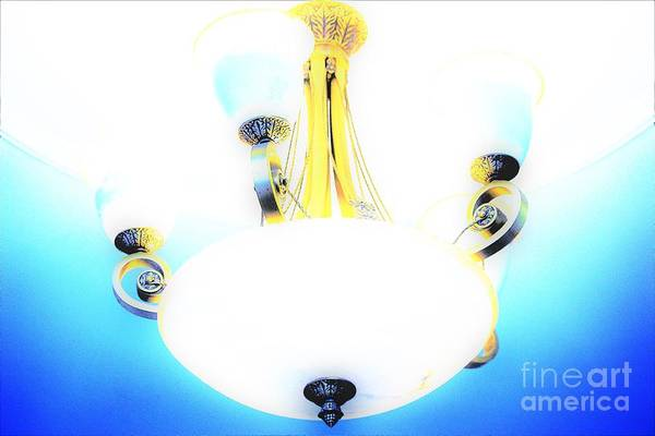 Photograph - Lights by Merle Grenz