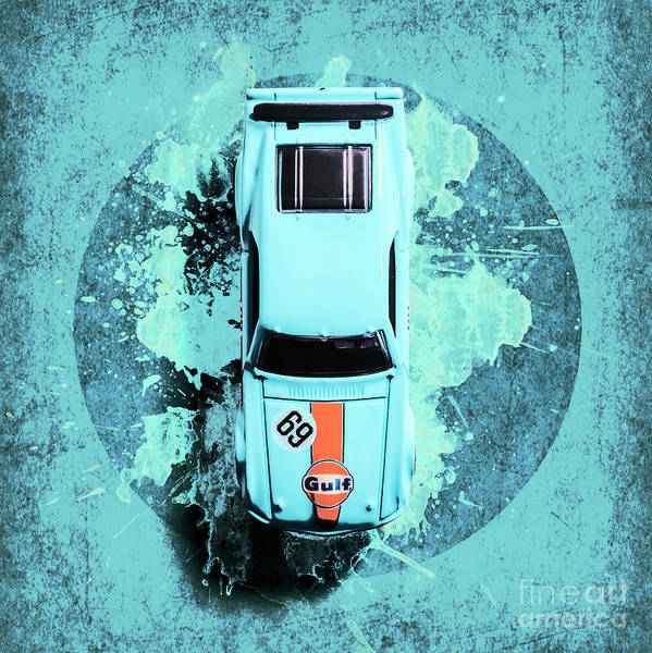 Automobile Photograph - Like A Boss by Jorgo Photography - Wall Art Gallery