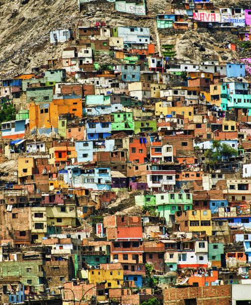Lima Photograph - Lima, Peru by David Milne