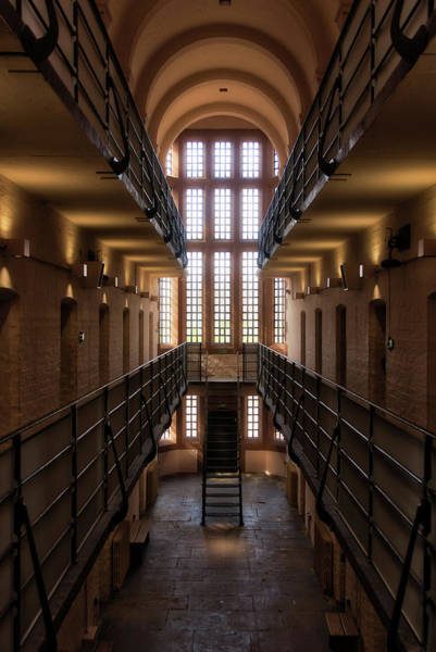 Photograph - Lincoln Castle Prison by Scott Lyons