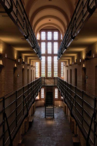 Photograph - Lincoln Castle Prison by Scott Lyons