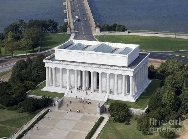Photograph - Lincoln Memorial, 2006 by Carol Highsmith