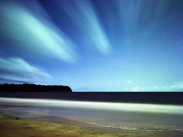 Photograph - Linear Clouds Over Mayaro by Trinidad Dreamscape