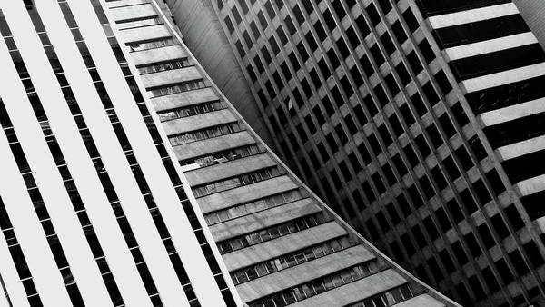 Brazil Photograph - Lines And Curves by Images By Luis Otavio Machado
