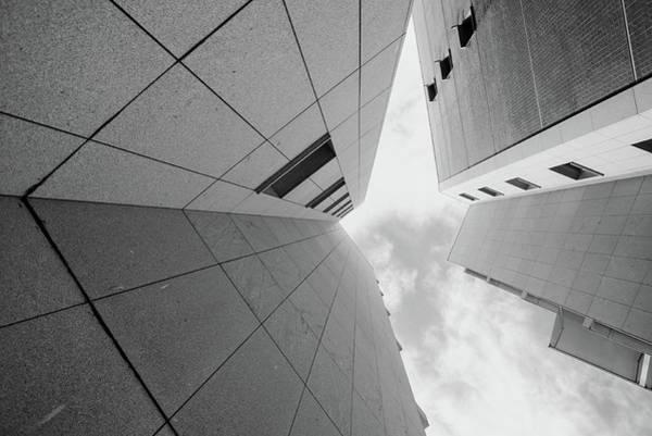 Photograph - Lines - Matosinhos by Bruno Rosa