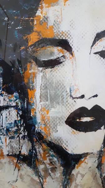Wall Art - Painting - Linger by Paul Lovering