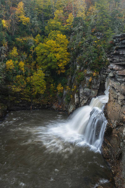 Photograph - Linville Falls by Mike Koenig