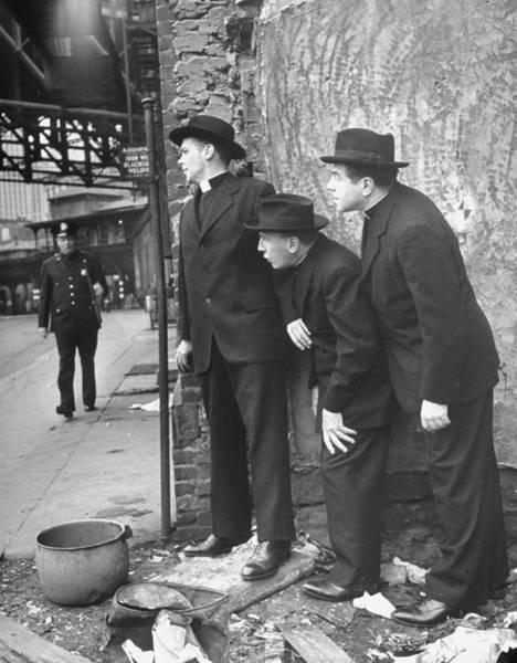 Lionel Photograph - Lionel Standerdick Haymescharles Ruggles by Gordon Parks