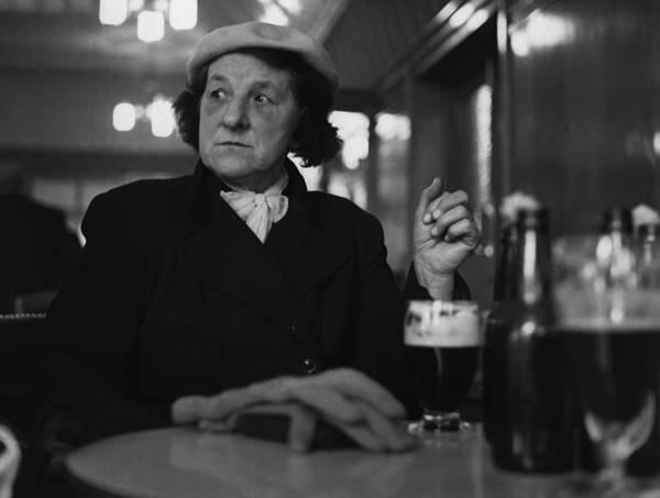 Photograph - Liquid Lunch by Evening Standard