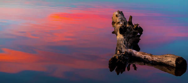 Photograph - Liquid Sunset by Gary Kochel
