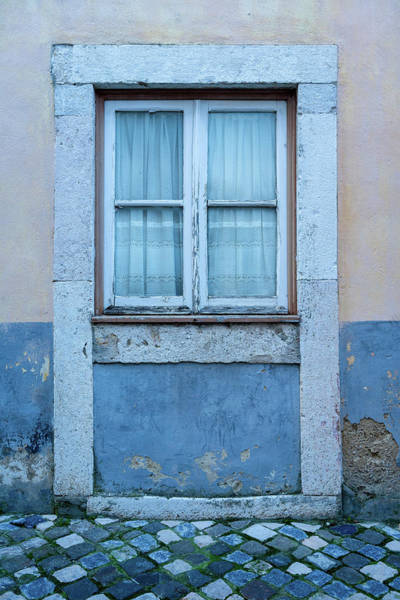 Photograph - Lisbon Door #3 by Michael Blanchette