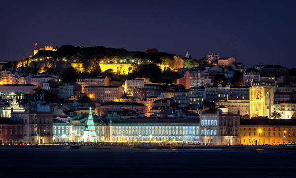 Wall Art - Photograph - Lisbon In Christmas Time by Pablo Lopez