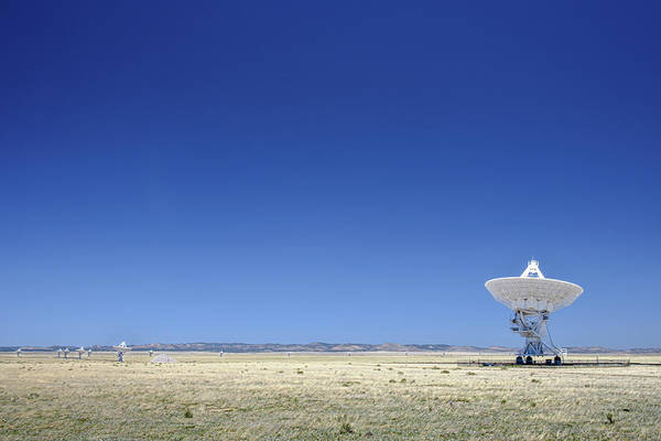 Photograph - Listening To The Universe With The Very Large Array by Mary Lee Dereske