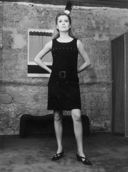 Photograph - Little Black Number by Reg Lancaster
