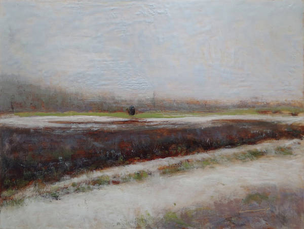 Kavanaugh Painting - Little Blue River Valley, Winter by Keith Kavanaugh