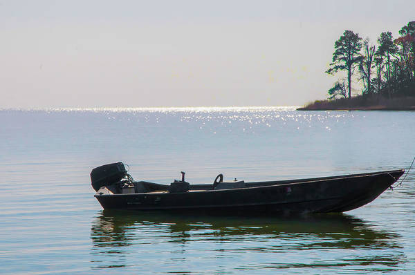 Wall Art - Photograph - Little Boat On The Chesapeake by Bill Cannon