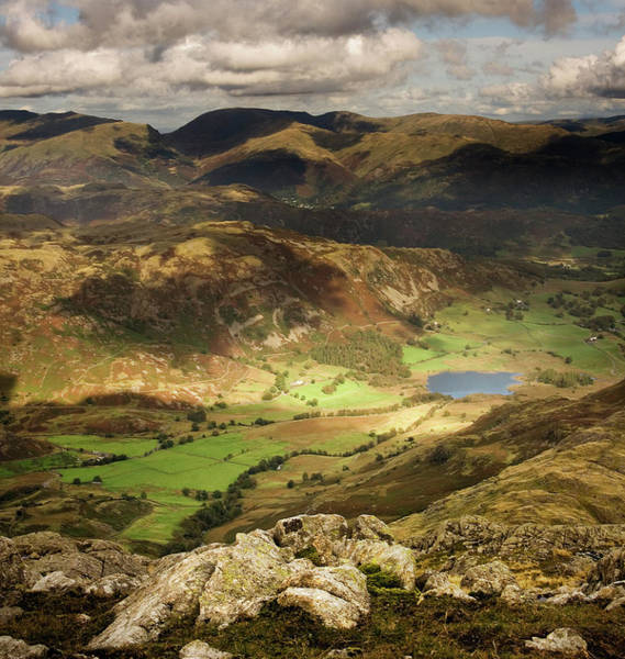 Wall Art - Photograph - Little Langdale by Michael Honor