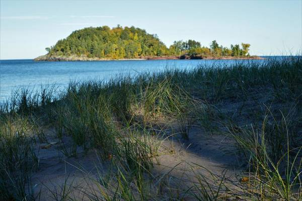 Little Presque Isle Island Art Print