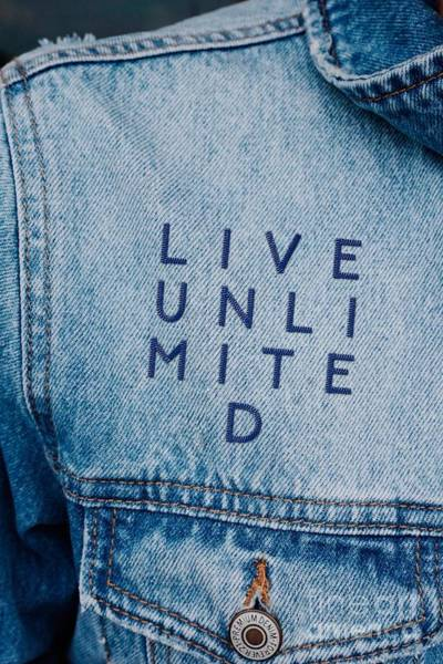 Painting - Live Unlimited by Catherine Lott