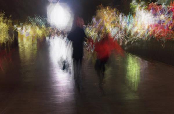 Photograph - Living In Color by Alex Lapidus